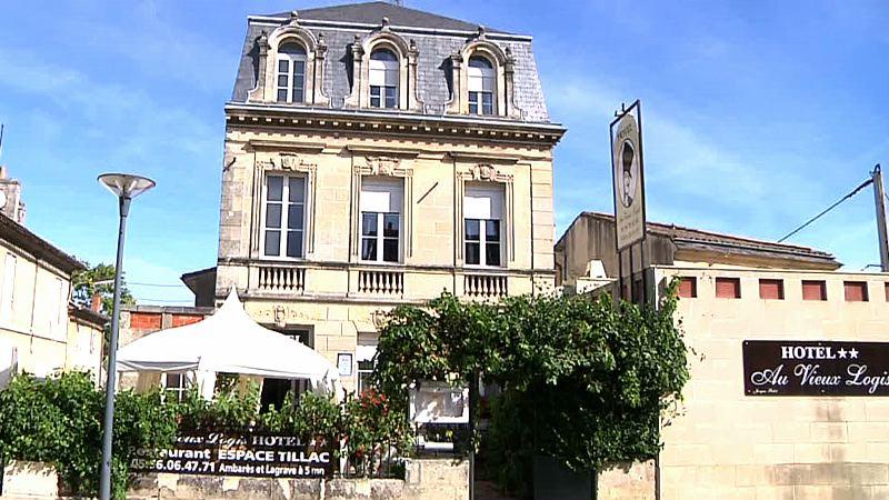 Hôtel Au Vieux Logis - Saint-Loubès