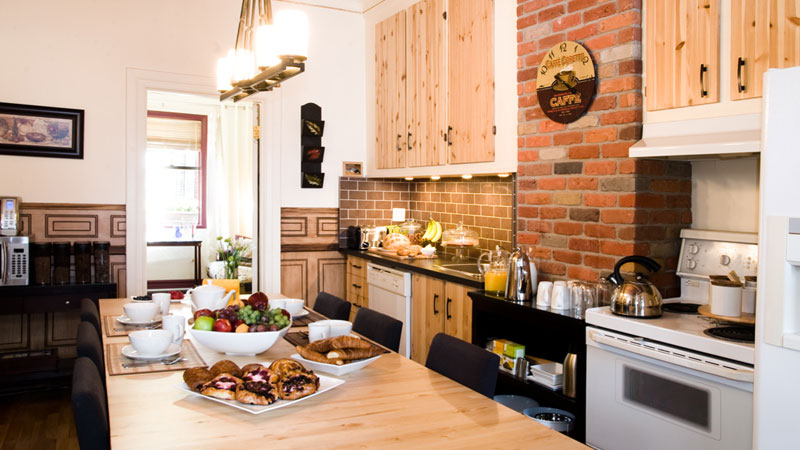 Bed & Breakfast du Village – BBV