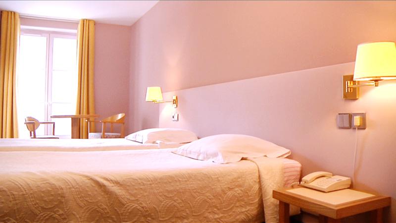 Hôtel Hôtel de la Cité - Saint-Malo