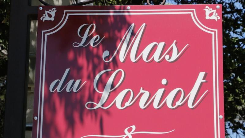 Le Mas du Loriot