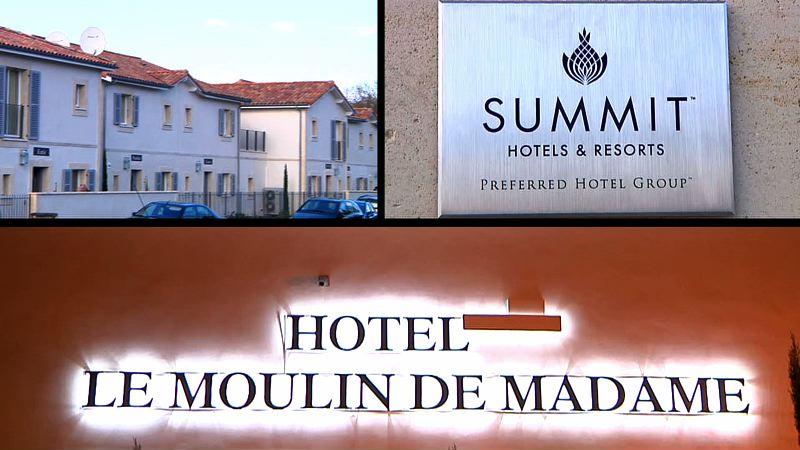 Hôtel Le Moulin de Madame - Villeneuve-sur-Lot