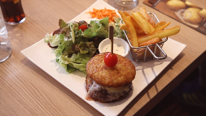 Restaurant 100 Patates - Nancy - Nancy