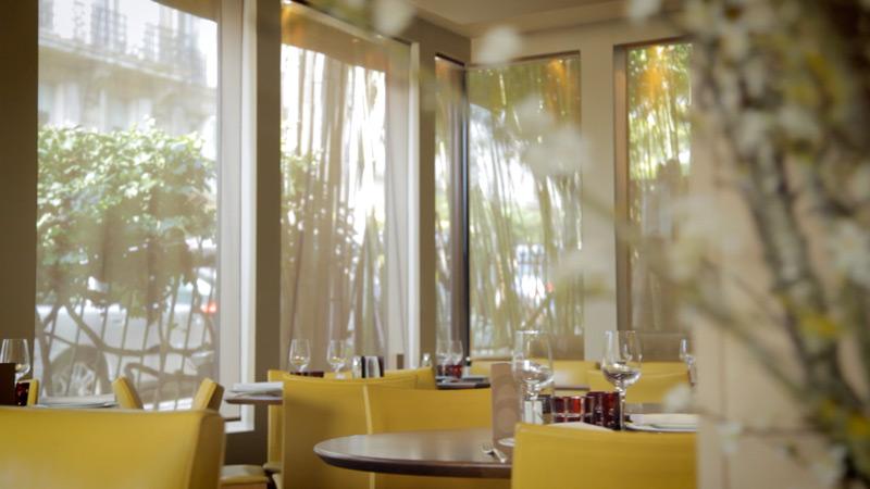 Vidéo - Restaurant 6 New York - Paris