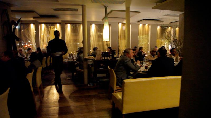 Restaurant 6 New York - Paris