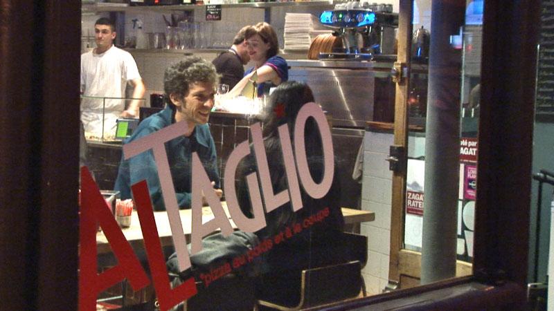 Restaurant Al Taglio - Paris