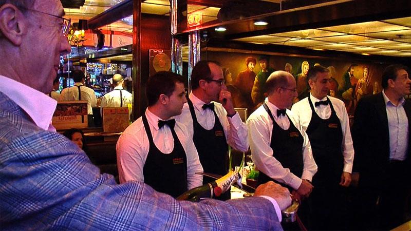 Vidéo - Restaurant Alexandre et Fils - Montreal