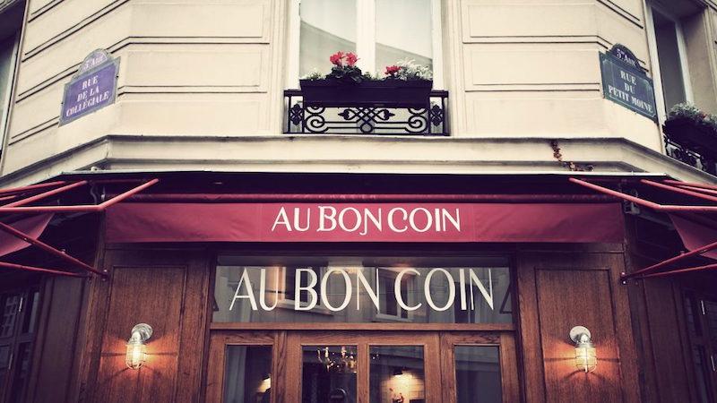 Restaurant Au Bon Coin - Paris