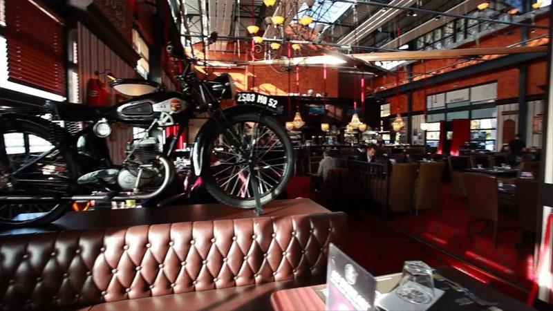Restaurant Au Bureau Rouen - Rouen