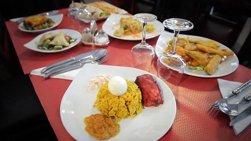 Restaurant Au Gourmet du Canal - Paris