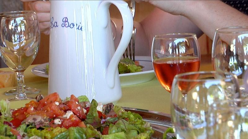 Vidéo - Restaurant Auberge La Borie - Mandagout