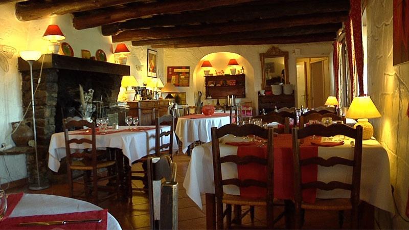 Restaurant Auberge La Borie - Mandagout