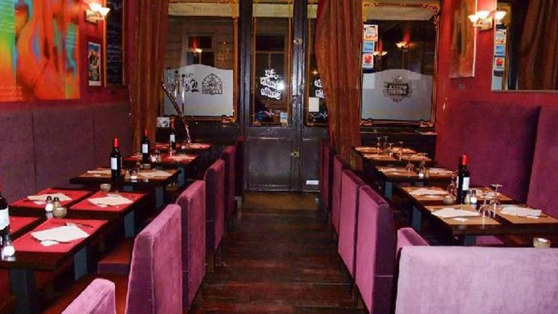 Restaurant Aux Bouchées doubles - Lille