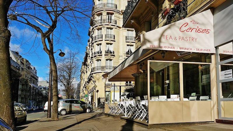 Restaurant Aux Cerises - Paris