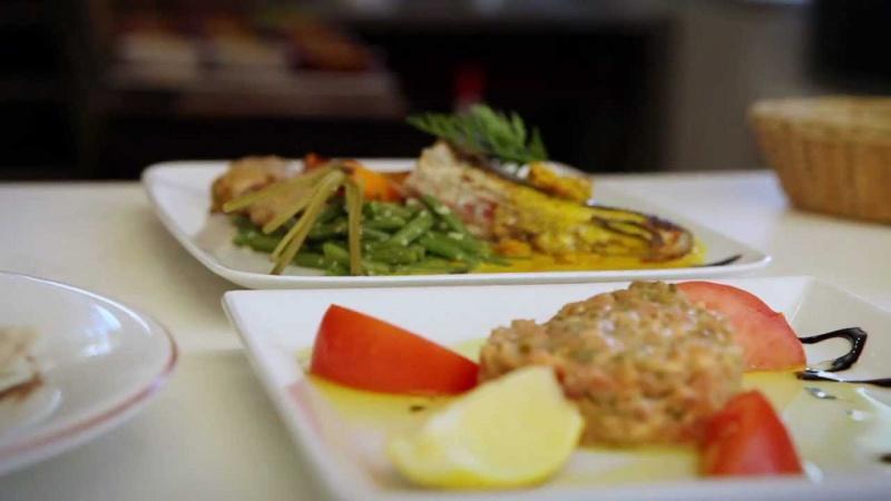 Restaurant Aux Trois Gaules - Lyon