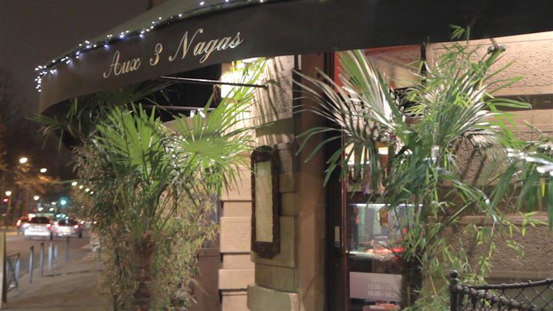 Restaurant Aux Trois Nagas - Paris