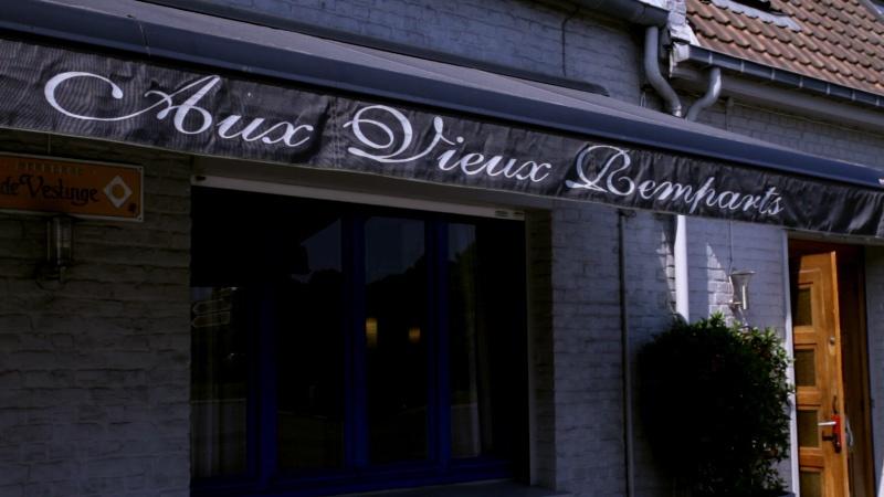 Restaurant Aux Vieux Remparts à Bergues