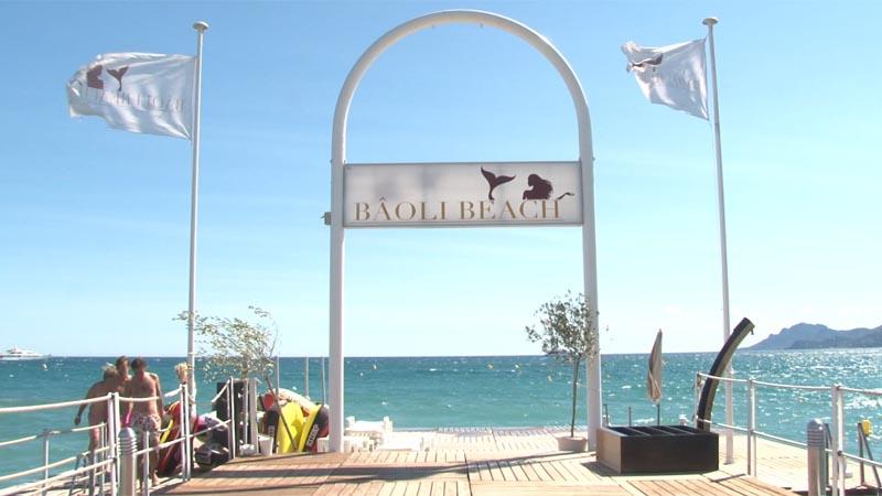 Bâoli Beach