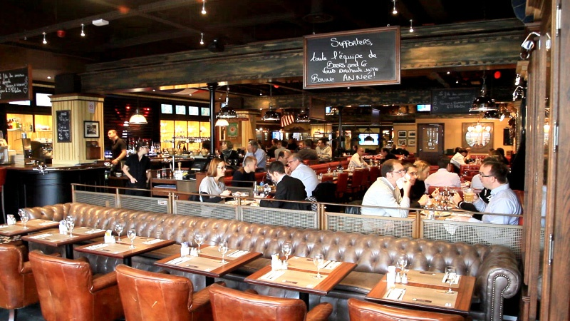 Restaurant Beers & Co Villeneuve D'Ascq - Villeneuve-d'Ascq