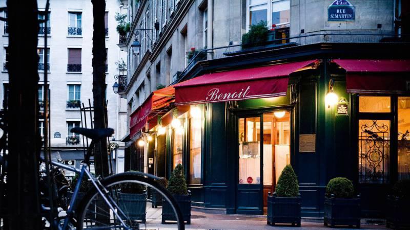 Restaurant Benoit - Paris