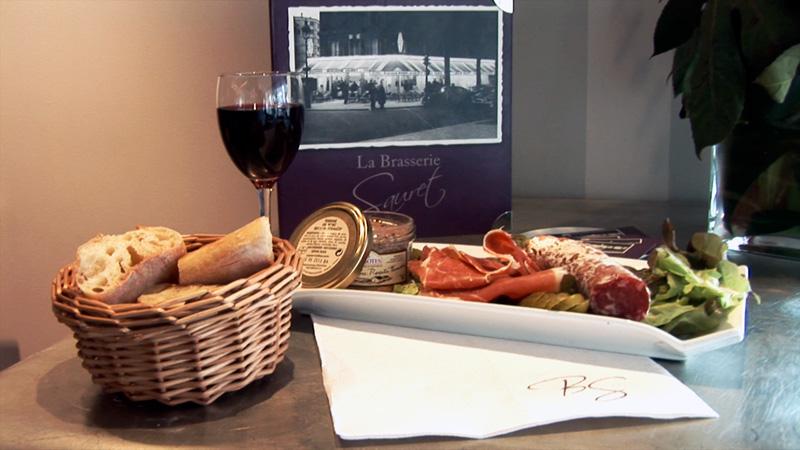 Restaurant Brasserie Sauret - Paris
