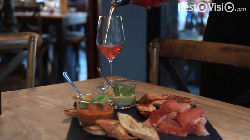 Restaurant Chai Muraz - Paris