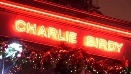 Restaurant Charlie Birdy Commerce - Paris
