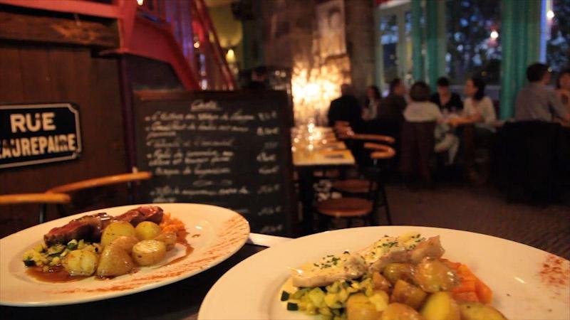 Restaurant Chez Lizette - Nantes