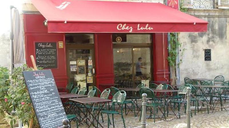 Restaurant Chez lulu - Avignon