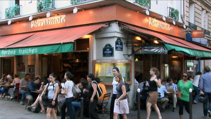 Restaurant Cote Bergamote - Paris