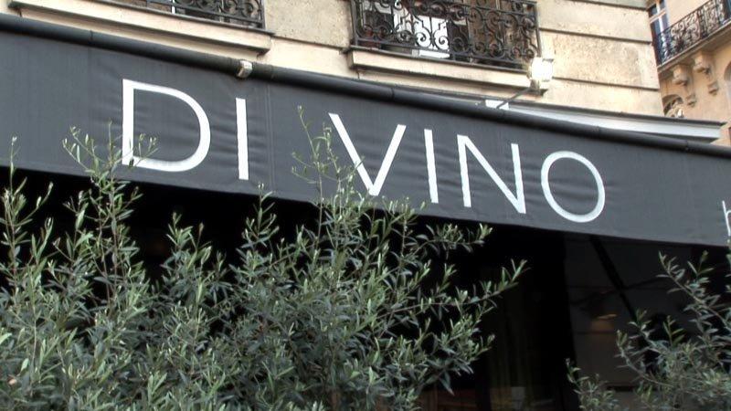 Restaurant Di Vino - Paris