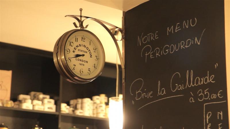 Restaurant Domaine de Lintillac - Paris
