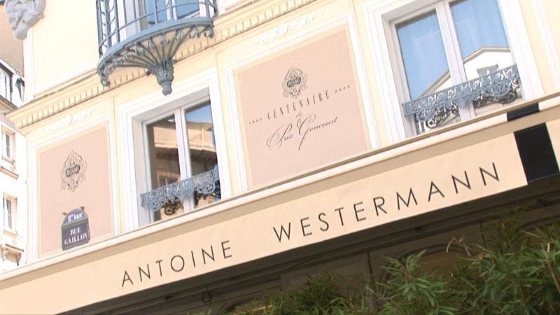 Restaurant Drouant Antoine Westermann - Paris