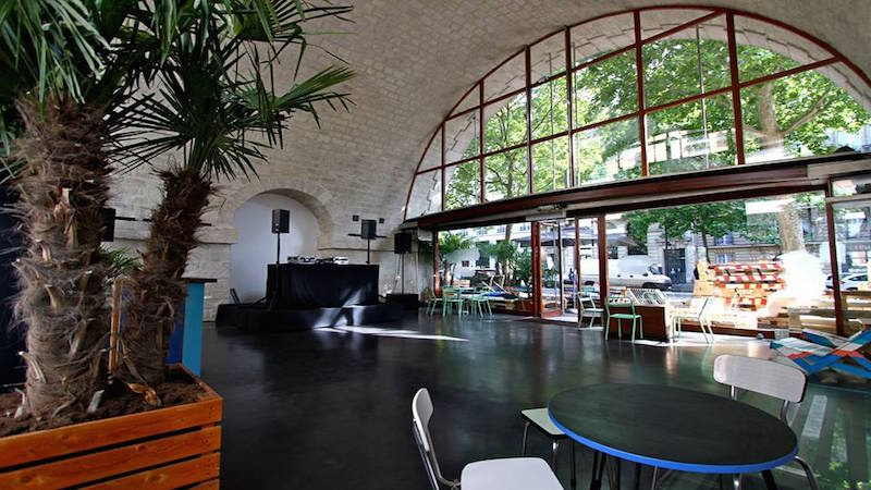 Restaurant Echelle Un - Paris