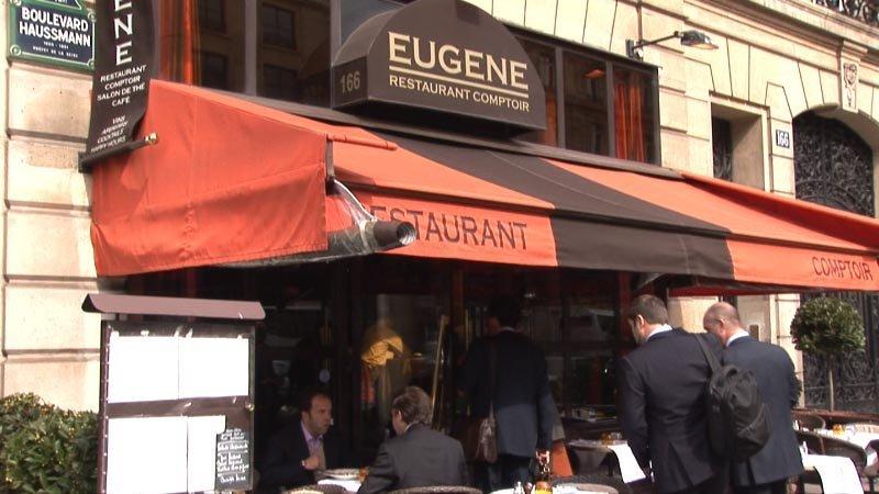Restaurant Eugène - Paris