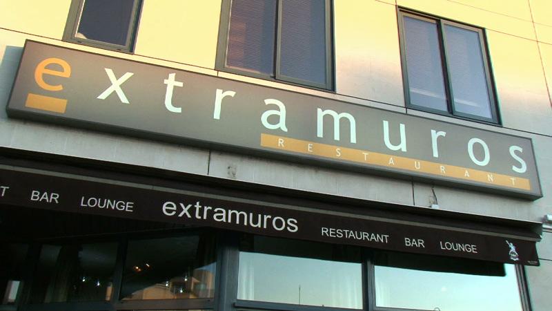 Restaurant Extramuros - Avignon