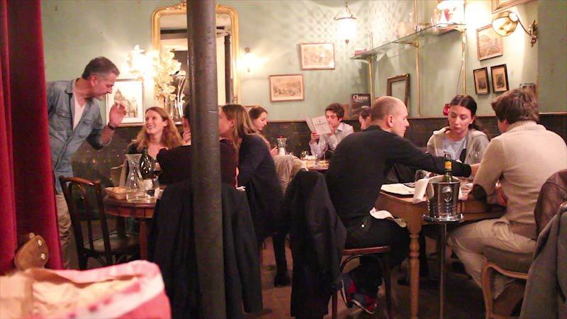 Restaurant Floquifil - Paris