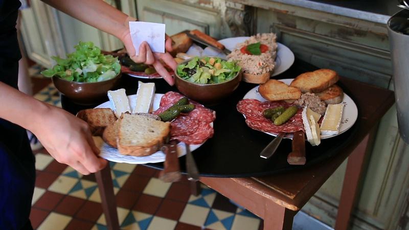 Restaurant Ginette et Marcel - Avignon