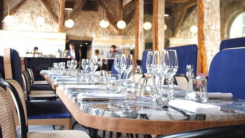 Restaurant Grand Coeur - Paris