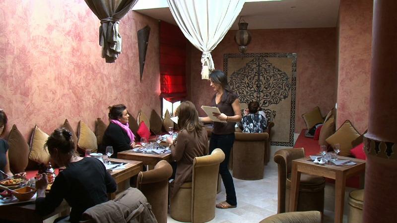 Restaurant Hammam Chiffa - Avignon