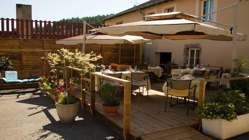 Restaurant Hostellerie du Prieuré - Saint-Quirin