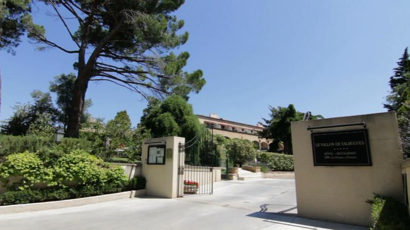 Hôtel Vallon de Valrugues