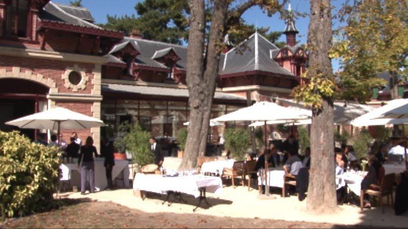 Vidéo - Restaurant Jardins de Bagatelle - Paris