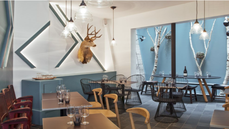 Restaurant Jeanne B - Paris