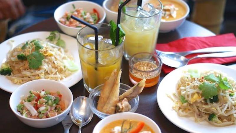 Restaurant Khaosan - Paris