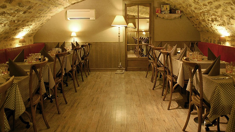 Restaurant La Baraque à Boeuf - Mans