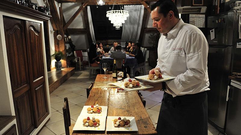 Restaurant La Belle Assiette 75008 - Paris