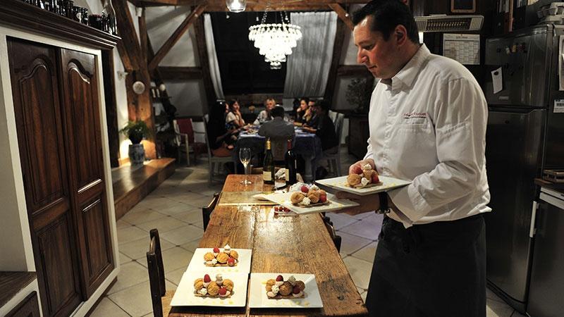 Restaurant La Belle Assiette 75009 (À domicile) - Paris