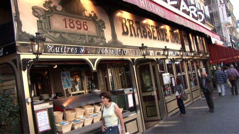 Restaurant La Brasserie Mollard - Paris