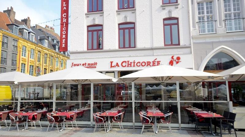 Restaurant La Chicorée - Lille
