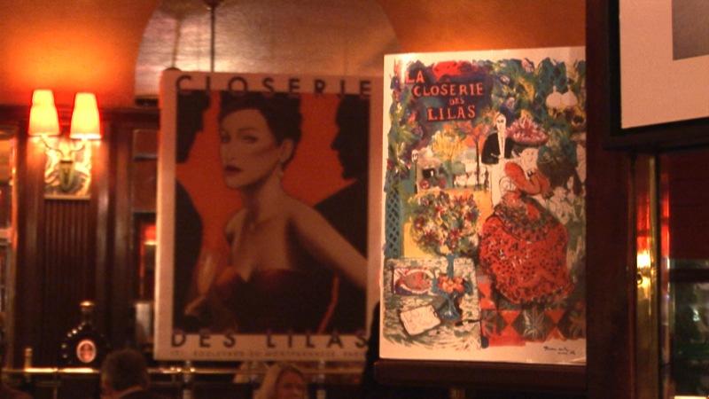Vidéo - Restaurant La Closerie des Lilas - Paris